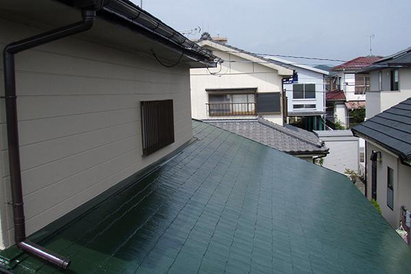 屋根塗装リフォーム(シリコン)イメージ